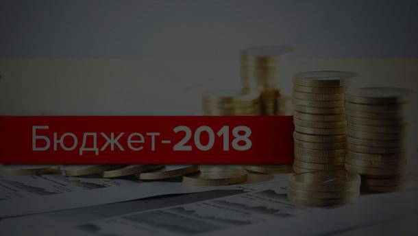 Бюджет в картинках 2018