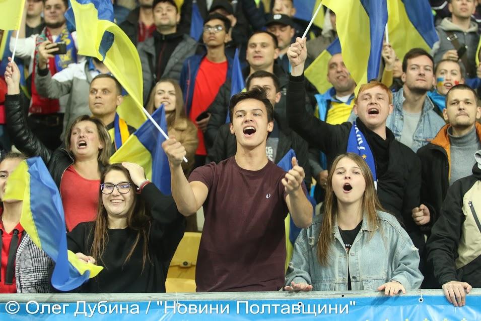 Зіпсований ювілей Роналду: як Україна оформила вихід на EURO 2020