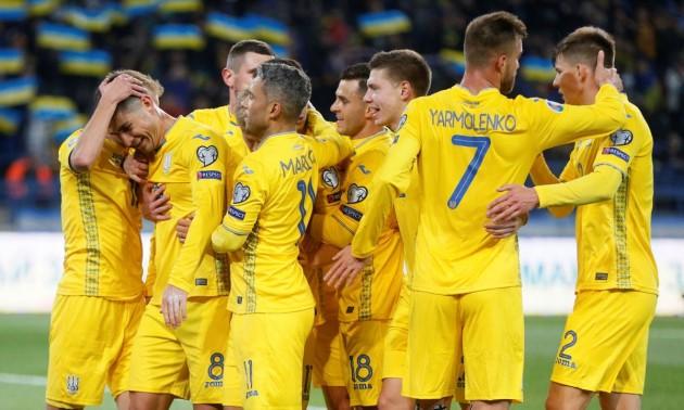 Україна – Португалія: де та коли дивитись відбірковий матч Євро-2020