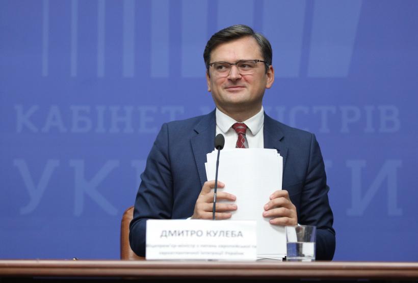 У регіонах України почнуть відкривати офіси євроінтеграції, – Дмитро Кулеба