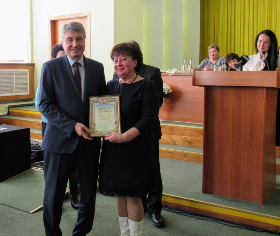 Працівників соціальної сфери Полтавщини привітали з професійним святом