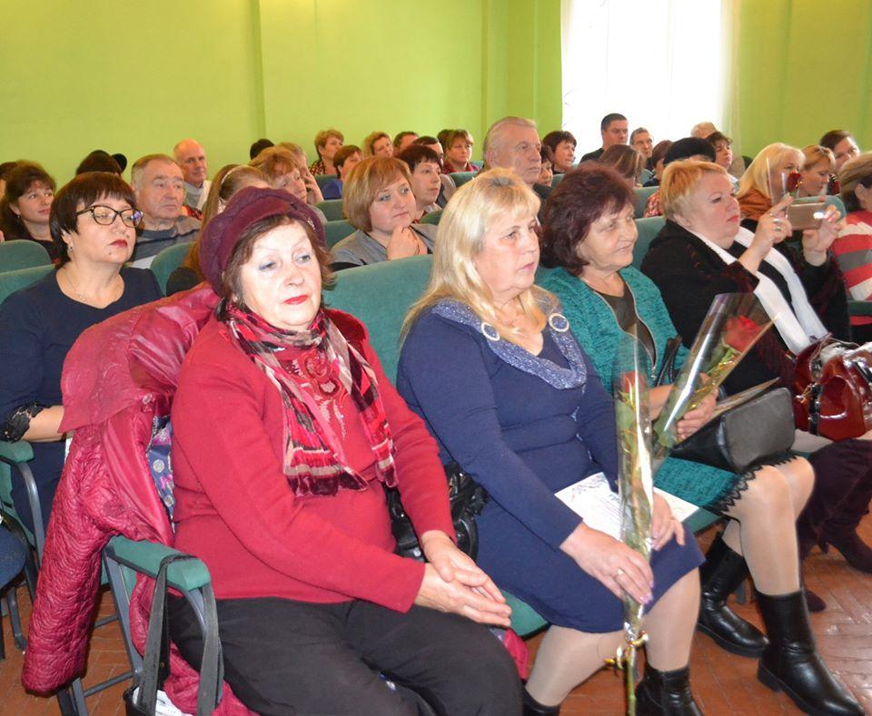 На Чутівщини працівників культури та майстрів народного мистецтва привітали з професійним святом