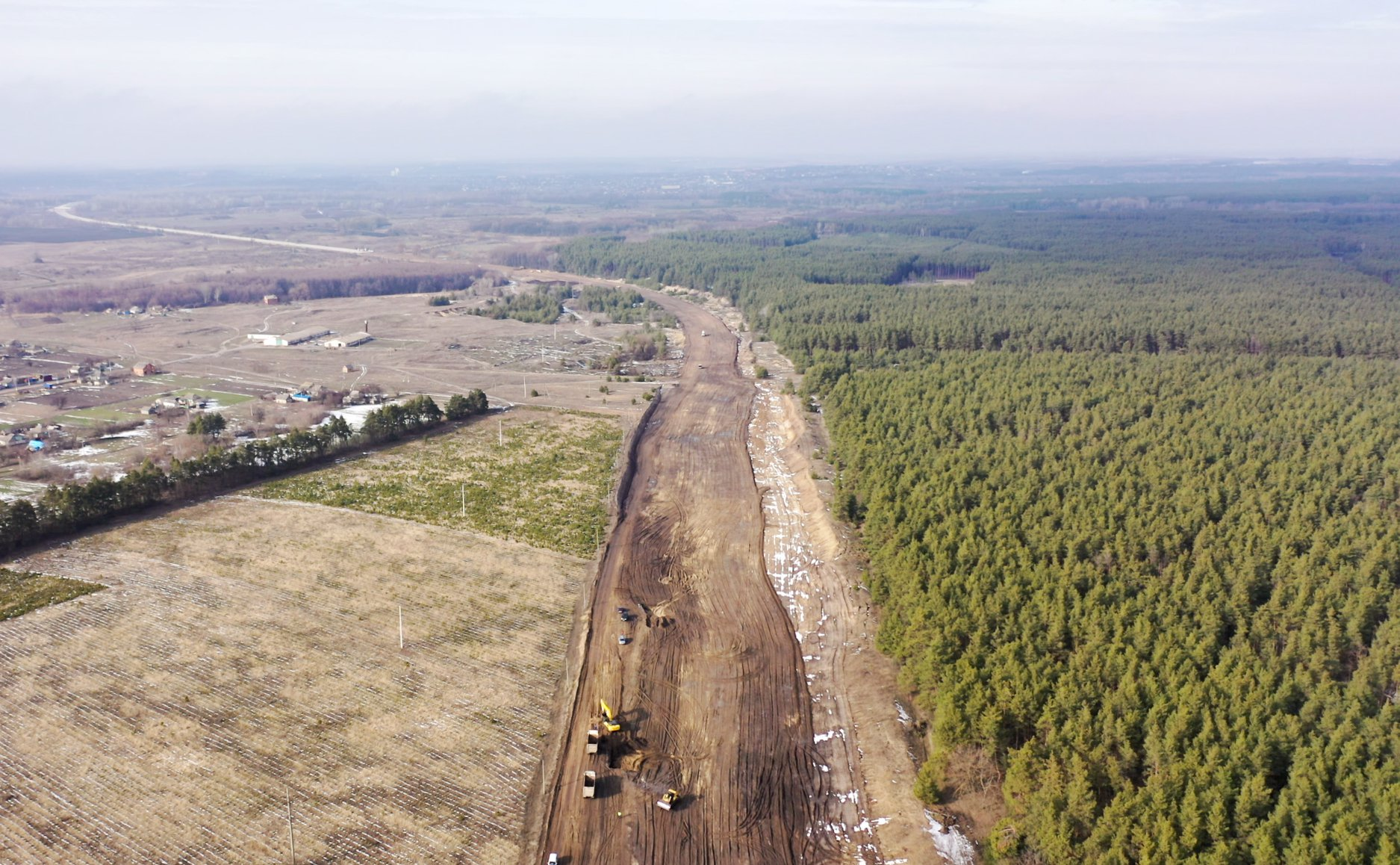Як виглядає траса Дніпро-Решетилівка