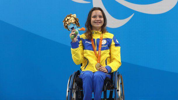 Мерешко здобула другу медаль на Паралімпіаді