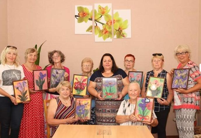 У Миргороді провели майстер-клас щодо виготовлення картин з вовни