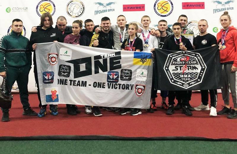 Полтавські спортсмени здобули 16 медалей на Чемпіонаті Європи з бойового самбо